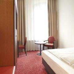 Hotel Hafen Hamburg 4* Стандартный номер разные типы кроватей фото 14