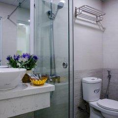Апартаменты Phi Yen Nha Trang Blue Sea Apartments ванная