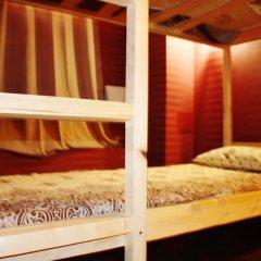 Хостел Полянка на Чистых Прудах Кровать в общем номере с двухъярусной кроватью фото 5