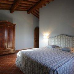 Отель Villa Poggio al Vento Италия, Гуардисталло - отзывы, цены и фото номеров - забронировать отель Villa Poggio al Vento онлайн комната для гостей фото 2