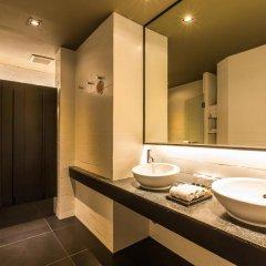 Siam@Siam Design Hotel Bangkok 4* Семейный номер Делюкс с двуспальной кроватью фото 3