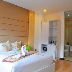 Vinh Hung 2 City Hotel 2* Номер Делюкс с различными типами кроватей фото 13