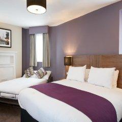 Отель Innkeeper's Lodge Brighton, Patcham Великобритания, Брайтон - отзывы, цены и фото номеров - забронировать отель Innkeeper's Lodge Brighton, Patcham онлайн комната для гостей фото 17