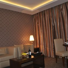Fortune Plaza Hotel Номер Делюкс с различными типами кроватей фото 2