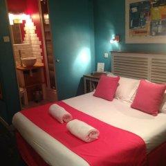 Отель Hôtel Côté Patio 3* Стандартный номер с двуспальной кроватью фото 12