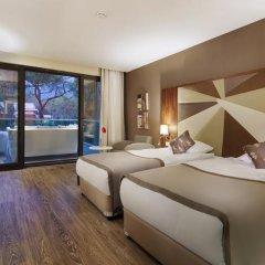 Отель Nirvana Lagoon Villas Suites & Spa 5* Вилла с различными типами кроватей фото 35