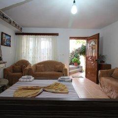 Апартаменты Mustafaraj Apartments Ksamil Стандартный номер с различными типами кроватей фото 4