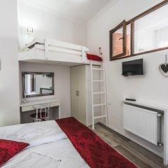 Отель Silver 3* Апартаменты с различными типами кроватей фото 5