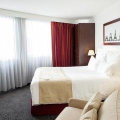 Отель Hôtel Concorde Montparnasse 4* Номер Делюкс с различными типами кроватей фото 3