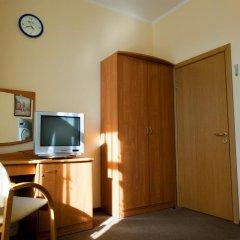 Гостиница Максима Заря 3* Стандартный номер разные типы кроватей фото 12
