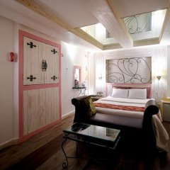 Hotel Seocho Oslo 2* Номер Делюкс с различными типами кроватей фото 9