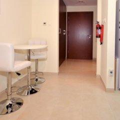 Апартаменты One Perfect Stay Studio Burj Al Nujoom Студия Делюкс с различными типами кроватей фото 4