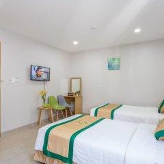 Camila Hotel 3* Улучшенный номер с 2 отдельными кроватями фото 5