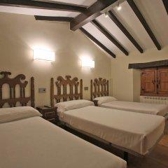 Отель La Casina de la Arquera сейф в номере