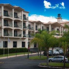 Отель Vila Gale Santa Cruz Санта-Крус парковка