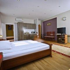 Гостиница Елисеефф Арбат 3* Стандартный семейный номер с двуспальной кроватью фото 28