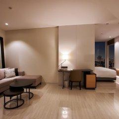 Hotel ENTRA Gangnam 4* Люкс с различными типами кроватей фото 8