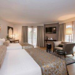 Отель Siam Bayshore Resort Pattaya 5* Люкс повышенной комфортности с двуспальной кроватью фото 11