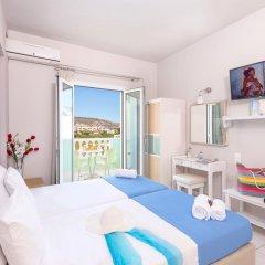 Отель Ilios Studios Stalis Студия с различными типами кроватей фото 8