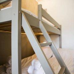 Lillehammer Turistsenter Budget Hotel 3* Стандартный семейный номер с двуспальной кроватью фото 8