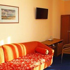 Гостиница Русь 3* Стандартный номер с разными типами кроватей