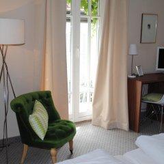 Отель Villa Am Schlosspark 3* Стандартный номер фото 2