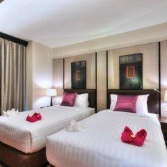 Отель Arcadia Suites Bangkok 4* Улучшенный люкс фото 5