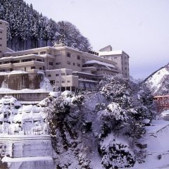 Hotel Kurobe вид на фасад фото 3