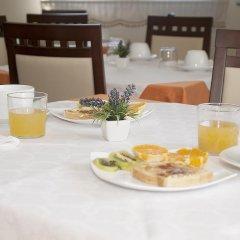 Отель Pensión Residencia A Cruzán - Adults Only питание