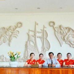 Отель Sammy Hotel Vung Tau Вьетнам, Вунгтау - отзывы, цены и фото номеров - забронировать отель Sammy Hotel Vung Tau онлайн интерьер отеля фото 3