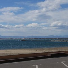 Отель Agi Sant Antoni Испания, Курорт Росес - отзывы, цены и фото номеров - забронировать отель Agi Sant Antoni онлайн пляж фото 2