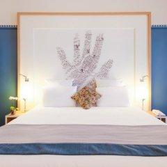 Отель Mercure Lyon Centre Château Perrache 4* Улучшенный номер с различными типами кроватей фото 6