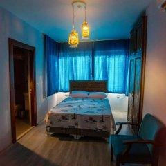 Cakoz Pansiyon Стандартный номер с различными типами кроватей фото 4