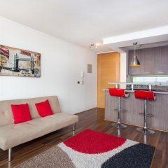 Отель myLUXAPART Las Condes Апартаменты с различными типами кроватей фото 20