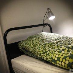 Copenhagen Backpackers Hostel Кровать в общем номере с двухъярусной кроватью