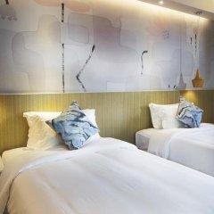 Paco Hotel Guangzhou Gangding Metro Branch 4* Улучшенный номер с 2 отдельными кроватями фото 4
