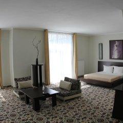 Гостиница Блюз Улучшенная студия разные типы кроватей фото 3