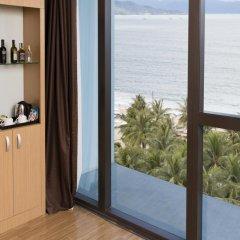 Отель StarCity Nha Trang 4* Номер Делюкс с различными типами кроватей