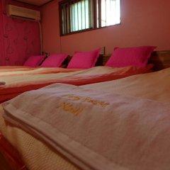 Отель Bong House Стандартный семейный номер с двуспальной кроватью фото 5