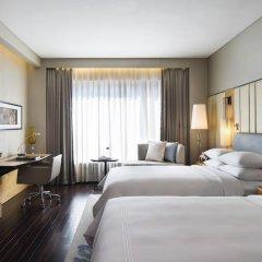 JW Marriott Hotel New Delhi Aerocity 5* Номер Делюкс с различными типами кроватей фото 4