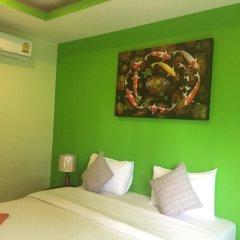 Baan Suan Ta Hotel 2* Стандартный номер с различными типами кроватей фото 16