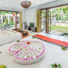 Отель Botanic Garden Villas 3* Улучшенный номер с 2 отдельными кроватями фото 18