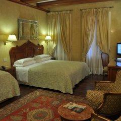 Hotel Bisanzio 4* Стандартный номер с различными типами кроватей фото 4