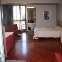 Отель Camplus Madama Cristina Италия, Турин - отзывы, цены и фото номеров - забронировать отель Camplus Madama Cristina онлайн комната для гостей фото 5
