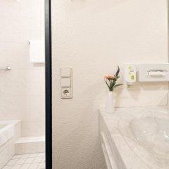 Отель ACHAT Comfort Messe-Leipzig 3* Стандартный номер с различными типами кроватей фото 2