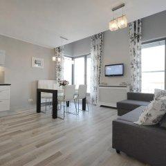 Апартаменты Dom & House - Apartments Waterlane Люкс с различными типами кроватей фото 3