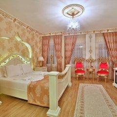 Отель White House Istanbul Улучшенный номер с различными типами кроватей фото 6