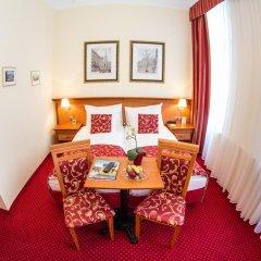 Отель City Pension комната для гостей