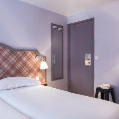 Отель Hôtel Boris V. by Happyculture 4* Стандартный номер с различными типами кроватей фото 2