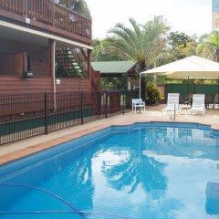 Отель Boat Harbour Resort бассейн